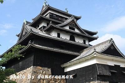 2014.8.11松江城天守閣3