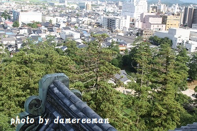 2014.8.11松江城天守閣7