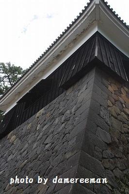 2014.8.11松江城 散策4