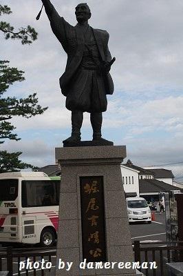 2014.8.11松江城 散策7