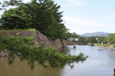 2014.8.11松江城 散策11