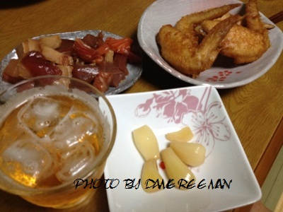 2014.9.10晩飯
