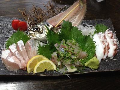 2014.4.20晩飯