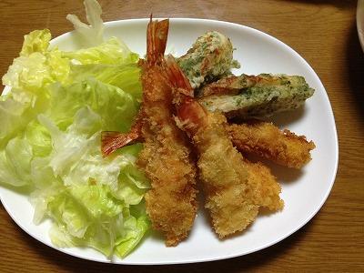 2014.4.21晩飯