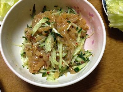 2014.4.21晩飯2