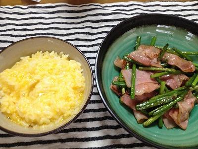 2014.4.27朝食