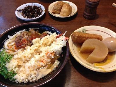 2014.4.27晩飯