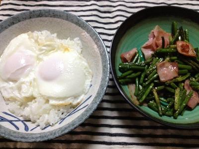 2014.4.29朝食