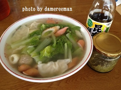 2014.5.25昼食
