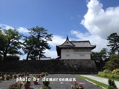 2014.7.26佐賀城