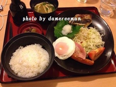 2014.8.12朝食