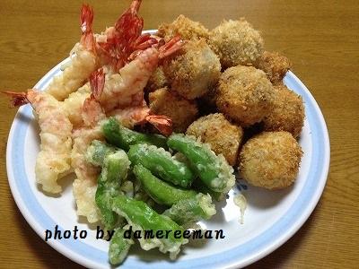 2014.8.15晩飯