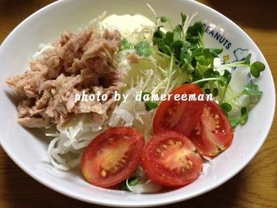 2014.8.27晩飯2