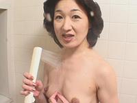 【無修正】四十路熟女仏のようなその美貌! 飯島美智子