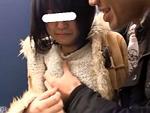 あだるとあだると : 【無修正】黒髪素人娘を野外調教+カーセックス無許可中出し!坂田もも