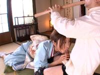 女神の口マン(くちまん):尺八の先生 朝日奈あかり