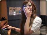 無料AVちゃんねる:【無修正・素人】 ネカフェの個室で小遣い稼ぎに即フェラしてくれる女子大生!