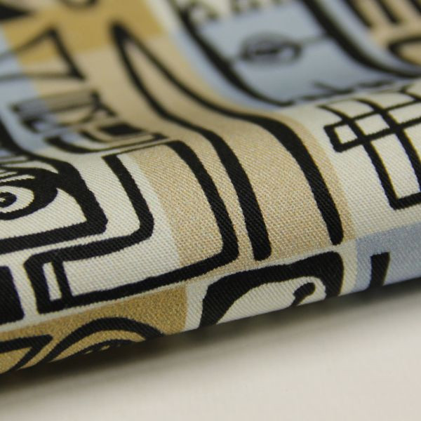 Mooche Textile ムーチ テキスタイル プリント生地 primitive modern Tiki