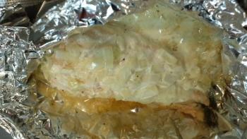 140304_サーモンの味噌マヨ包み焼き