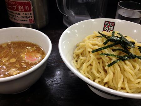 熊五郎つけ麺