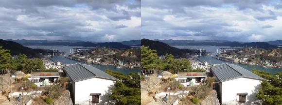 千光寺山展望台④(平行法)
