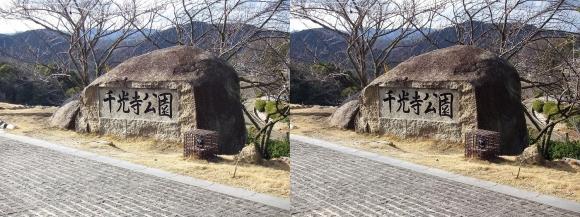 千光寺山公園①(交差法)