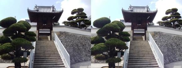 重楽寺(平行法)