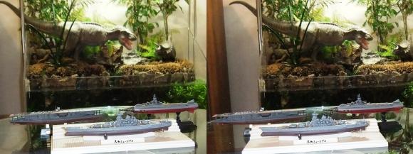 艦船模型②(平行法)