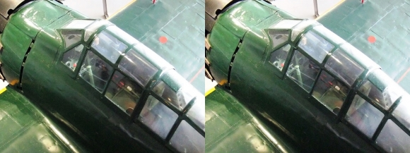 大和ミュージアム 零式艦上戦闘機六二型⑩(平行法)