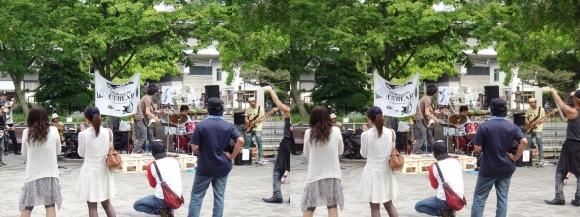 住吉公園②(交差法)