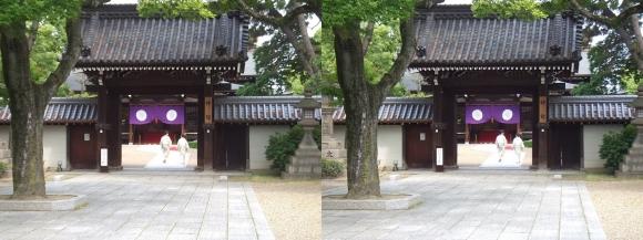 住吉大社神館(平行法)