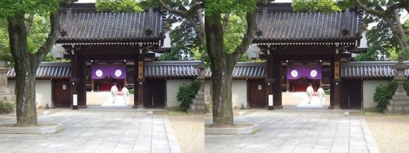 住吉大社神館(交差法)