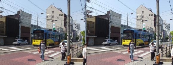 阪堺電気軌道阪堺線②(平行法)