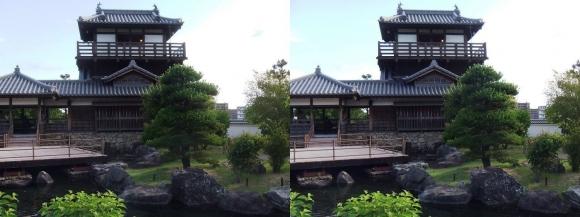 池田城跡公園③(平行法)