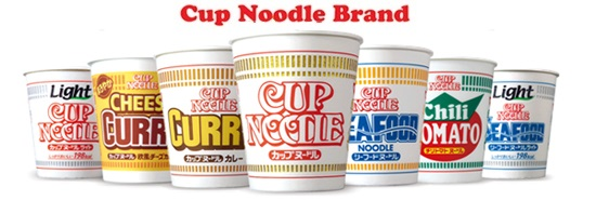 Cup Noodle Brand