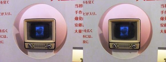 インスタントラーメン発明記念館 チキンラーメン物語②(交差法)