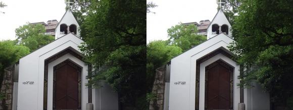 太閤園 ガーデンチャペル『ヴァンベール』(平行法)