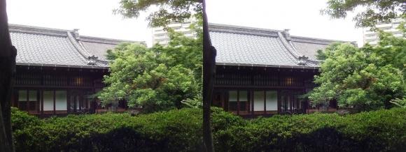 太閤園 料亭『淀川邸』「紹鴎」(平行法)