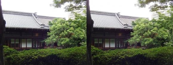 太閤園 料亭『淀川邸』「紹鴎」(交差法)