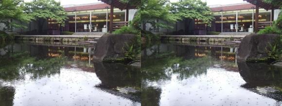 太閤園 別館『ガーデンホール・テラス』(平行法)