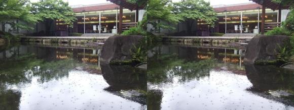 太閤園 別館『ガーデンホール・テラス』(交差法)