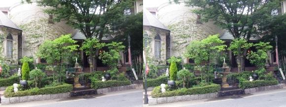 京都嵐山オルゴール博物館(平行法)