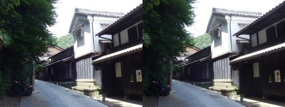 嵯峨鳥居本 重要伝統的建造物郡保存地区②(交差法)