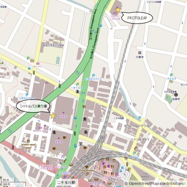 OpenStreetMap-PROTOLEAF