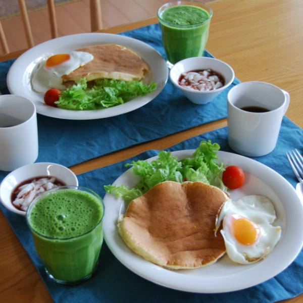 20140809_朝食パンケーキ05