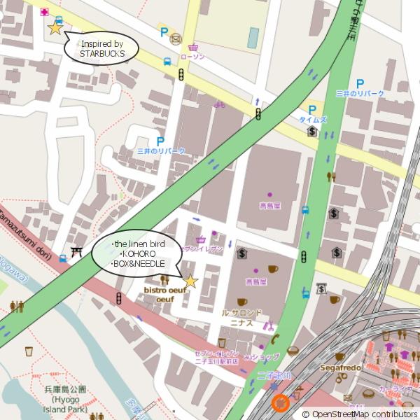 OpenStreetMap_Hutakotamagawa