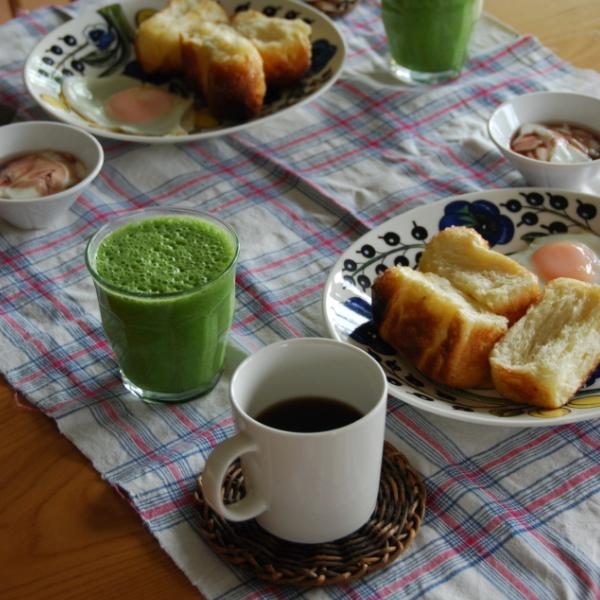 20140812_ハニーレモンブレッドの朝食01