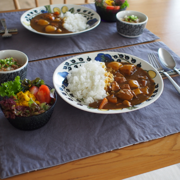 20140911_北欧食器とカレー02