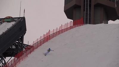 【技術選】2012 全日本スキー技術選手権 ジャンプ台小回り 丸山vs吉岡.mp4 (0_03_56) 000026