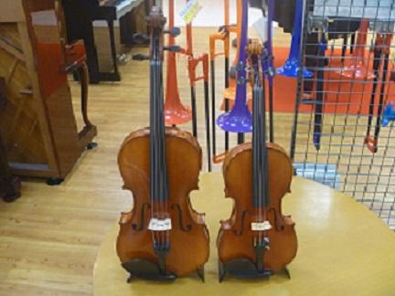 バイオリン比較